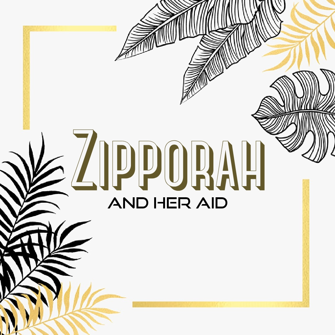 The Aid of Zipporah